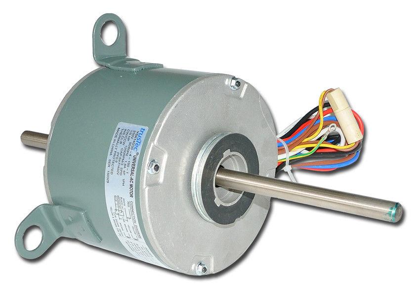Ac universal air conditioner fan motor 220v 180w with for Fan motor for air conditioner
