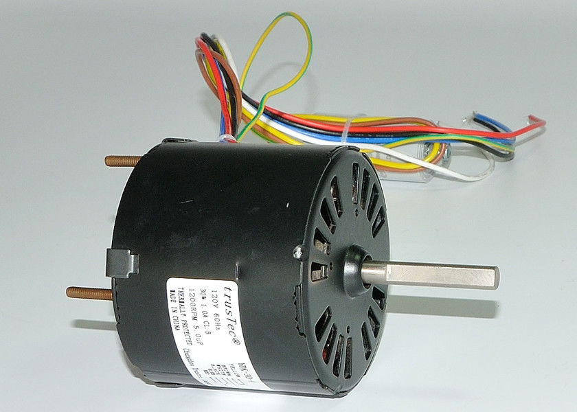 3.3 inch Diameter Motors to be used for Bathroom Ventilating Fans and Parking Ventilating Fans