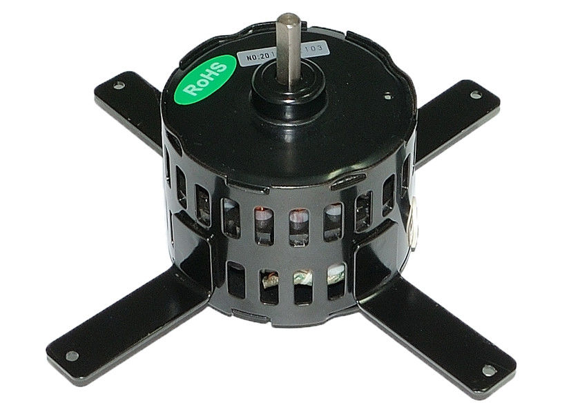 Single phase capacitor motor mini fan motor 3 3 inch for for Single phase motors for sale
