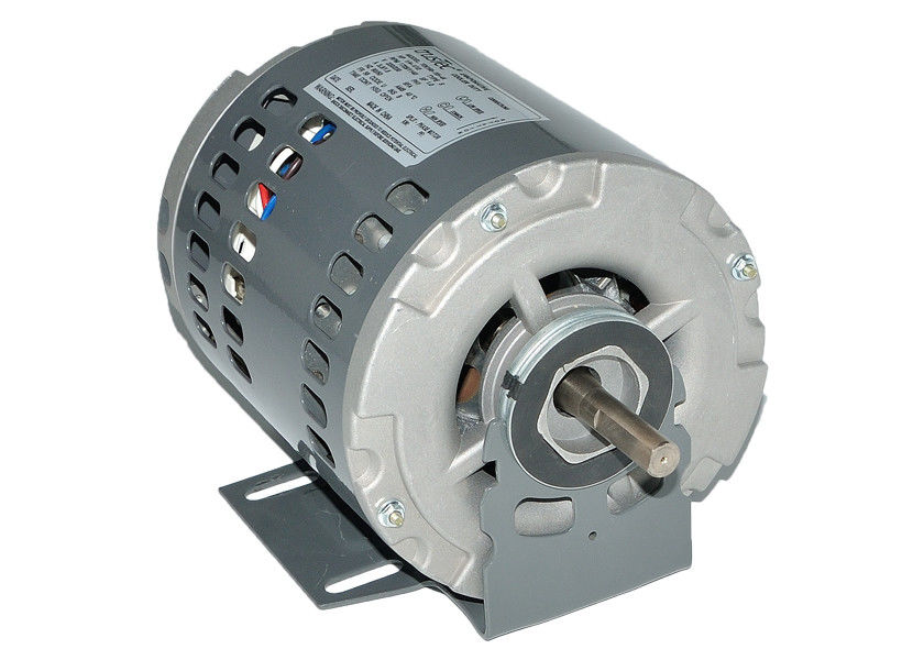 Small Vibration Air Cooler Blower Motor , 1/2 HP Fan Motor Low Noise IP54