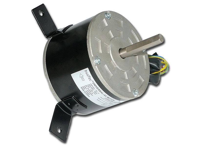 90 Watt Small Indoor Blower Fan Motor Hvac With Double Shaft