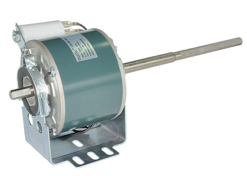 240 Volt 25 Watt 6 Pole Single Phase Motor For Air