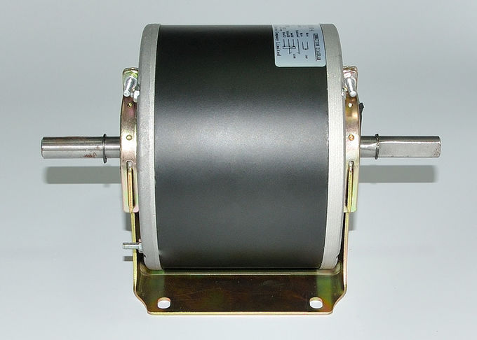 Unit Air Conditioner Blower Air Curtain Motor Double Shaft High Efficiency